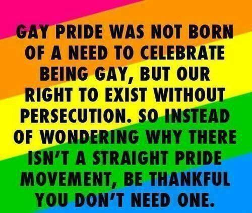 5 motivi per cui un etero dovrebbe partecipare al Pride (1/2)