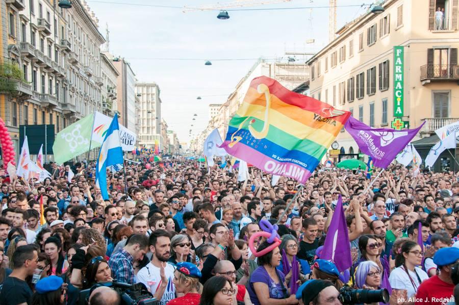 Milano Pride: TUTTI GLI EVENTI!