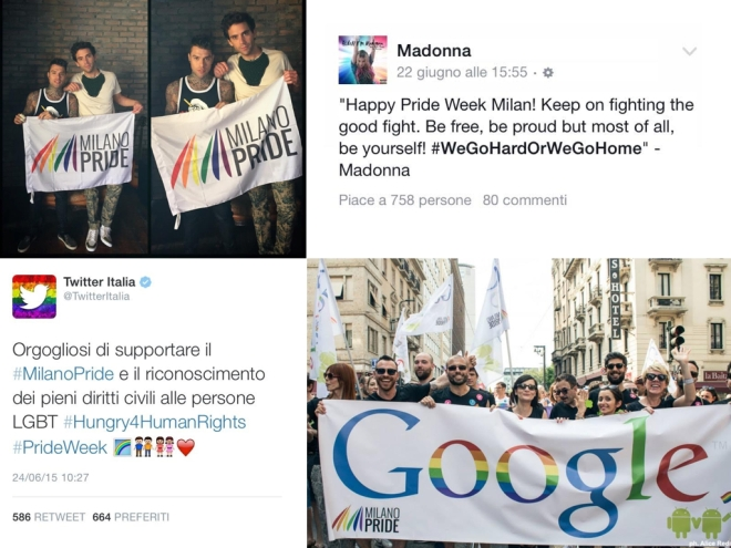 endorsement milano pride