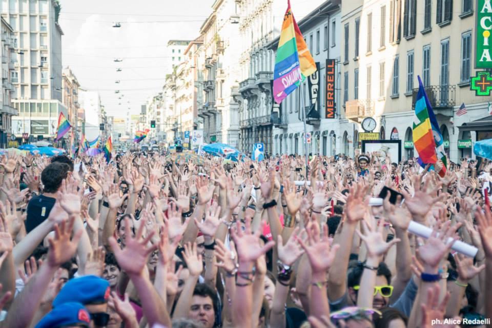 Il meglio della Milano Pride Week 2015 (1/6)
