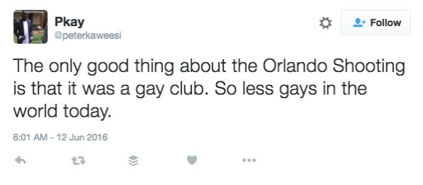 less gays